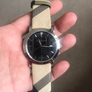Authentic Burberry Watch - Women